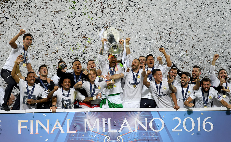 La Undcima: Dj vu for Atltico as Real Madrid crowned champions of Europe