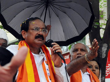 Venkaiah Naidu defends speedy disqualification of JD(U) MPs, says all such petitions must be disposed in 3 months