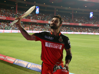 File photo of Virat Kohli. Sportzpics/IPL