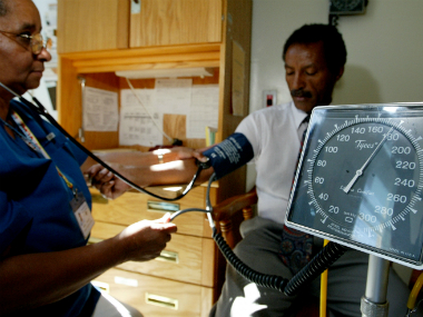 High blood pressure affects nearly three in ten Indians responsible for 175 percent deaths