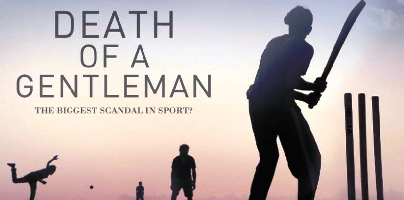 Death of a Gentleman poster. Image Credit: Official Facebook page