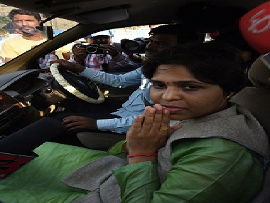 Trupti Desai alleges she was attacked by goons attempting to kill her