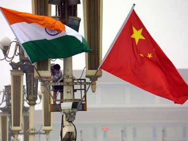 China getting interested in political developments in countries around India