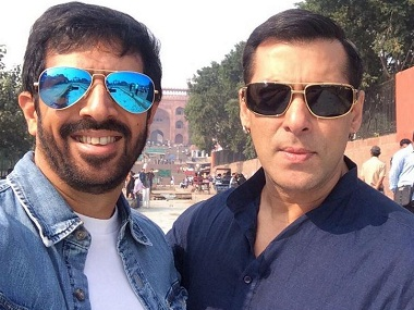 Salman Khan to play a 75 year old in Kabir Khan's upcoming film?