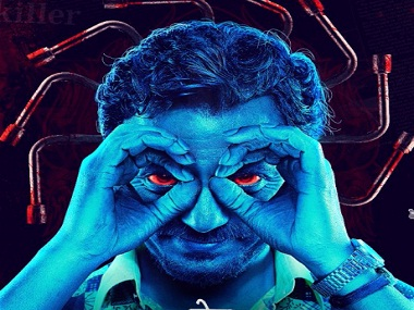 Raman Raghav 2.0 leads the Indian cinema brigade at Cannes. Image from Facebook