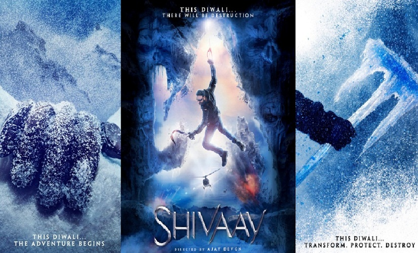 Shivaay music review A belowaverage soundtrack saved by Sunidhi Chauhan Kailash Kher