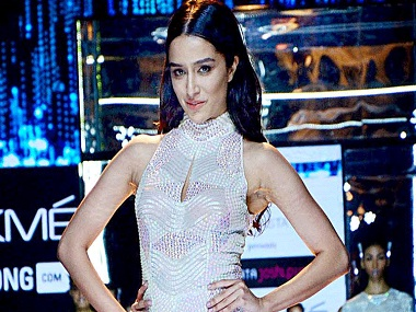 Shraddha Kapoor. Image from IBNlive