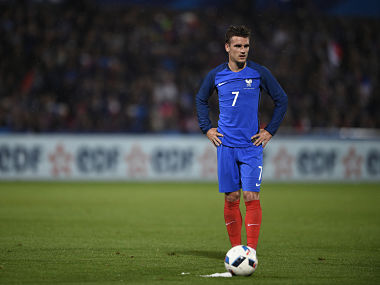 Antoine Griezmann says France have the squad to win the Euro 2016. AFP