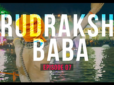 Watch: Rudraksh Baba, the latest from Colours of Kumbh