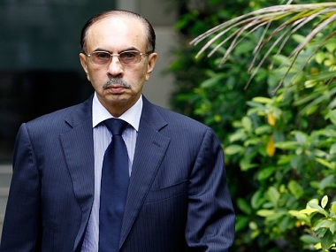 Adi Godrej. File photo. Reuters