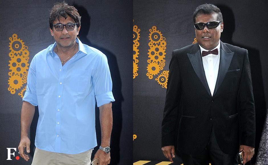 Ajinkya Deo & Ashish Vidyarthi Sachin Gokhale/Firstpost