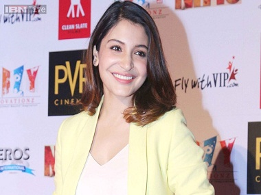 Will Anushka Sharma play lead role in Shree Narayan Singh's Jasmine?