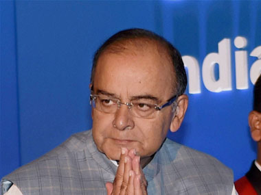 Arun Jaitley accuses Congress of delaying economic reforms