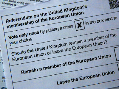 More than a million people sign petition calling for a second referendum on Brexit
