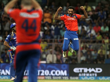 Dhawal Kulkarni took 18 wickets while playing for Gujarat Lions in IPL 2016. Sportzpics