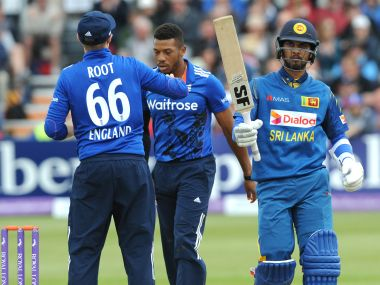 Rain plays spoilsport as third ODI between England and Sri Lanka gets washed out