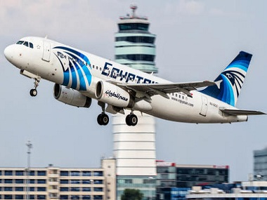 French ship picks up signals from crashed EgyptAir flights black boxes