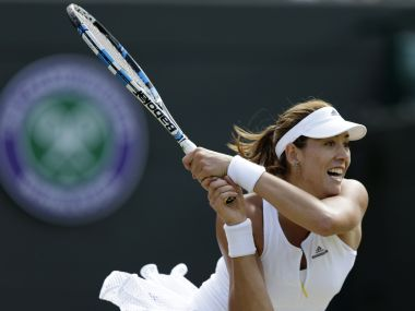 Wimbledon 2016: Paris queen Garbine Muguruza happy to steal spotlight from Rafael Nadal