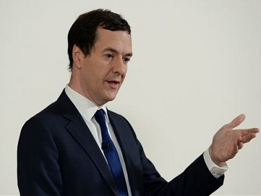 George Osborne warns of tax increases spending cuts after Brexit vote