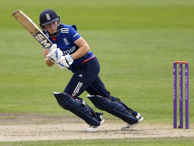 File image of England captain Heather Knight. Reuters