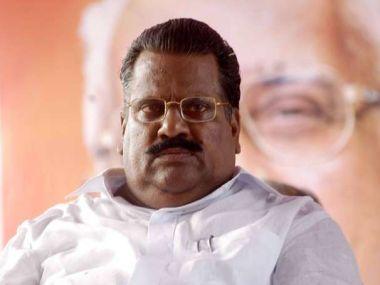 EP Jayarajan. Picture courtesy: Twitter @mathrubhumieng