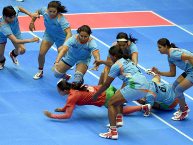 Indian women's kabaddi set for major boost as three-team league kicks off on Tuesday