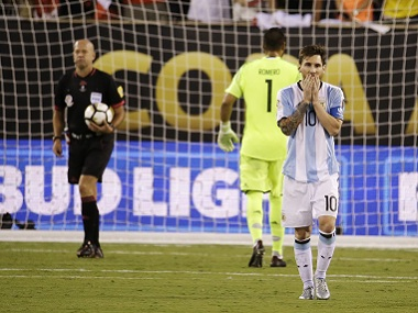 Lionel Messi retires from international football after yet another Copa America heartbreak