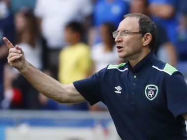 'We put our heart and soul into the game': Ireland manager Martin O'Neill after Euro 2016