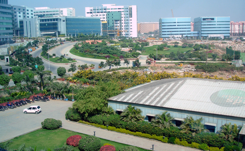 MindSpace_campus_in_Hyderabad,_India