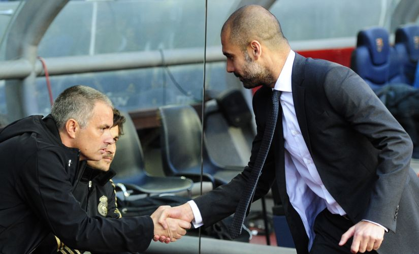 Mourinho Guardiola Listicle AFP