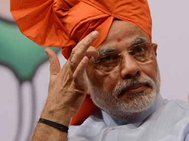 """Prime Minister Narendra Modi. Congress insisted that BJP is a coalition partner of Akali Dal and is """"equally culpable"""" for the """"inaction"""" of the Punjab government. AFP"""