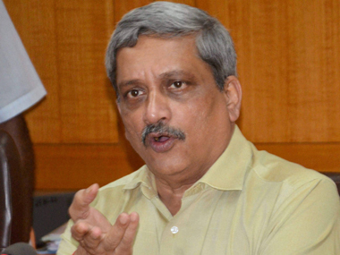 Defence Minister Parrikar condemns attack on BJP leaders in Odisha