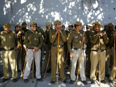 File photo of Delhi police. Reuters