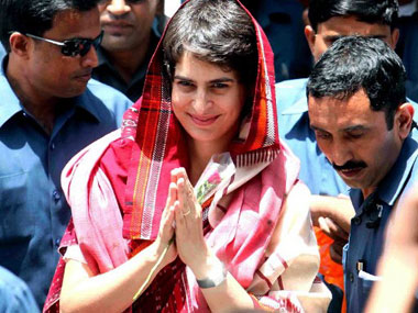 BJP belittles Priyanka Gandhi at its own peril attacks on political neophyte betray saffron partys nervousness