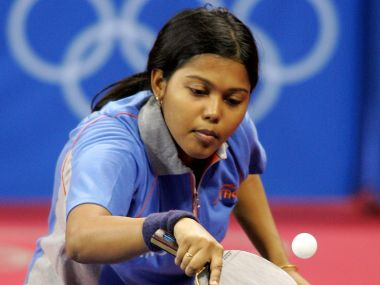 Rio Olympics 2016 Mouma Das Manika Batra lose as Indian womens challenge in table tennis ends