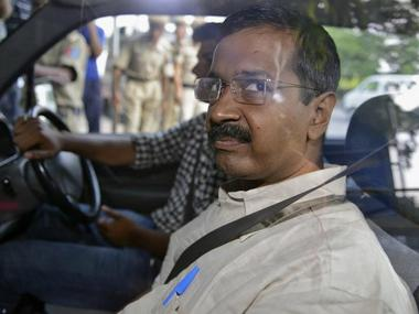 File photo of Arvind Kejriwal. Reuters