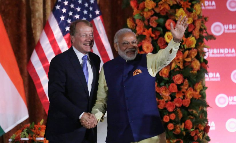 India turns major defence partner for US Modi scoops billions in investment