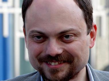 Russian opposition figure Vladimir Kara-Murza. File Photo. Reuters