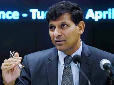 The numbers RBI governor Raghuram Rajan did not get 2014 and 282