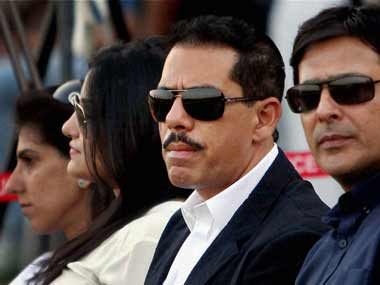 Robert Vadra land deal case: Justice Dhingra commission to submit report today