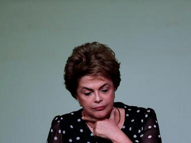 Dilma Rousseff stripped of Brazil's presidency as 61 of 81 senators vote against her