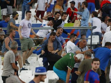 UEHA have handed Russia a suspended ban from Euro 2016. AP