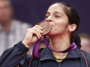 File photo of Saina Nehwal. Reuters