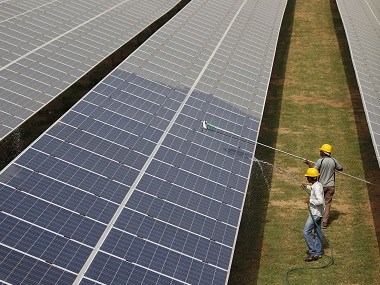 Low manpower land no longer hindrance to use of solar power says ministry