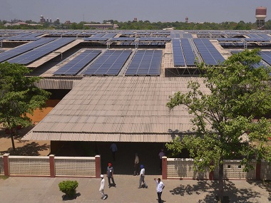 Four years from deadline India met only 6 of solar rooftop installation target domestic users unimpressed by subsidy