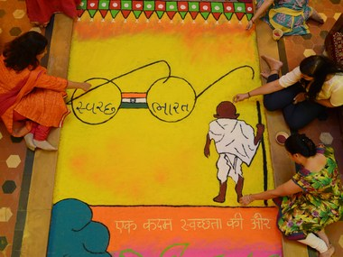 Swachh Bharat Abhiyan 1100 towns cities to be declared open defecation free by 2 October