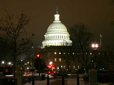 The US Congress building. Reuters