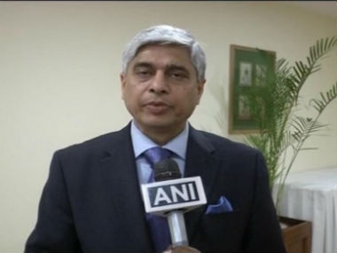A file photo of Vikas Swarup. News 18