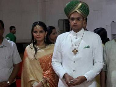 Mysuru royal family scion, Yaduveer Singh's wedding to take place tomorrow