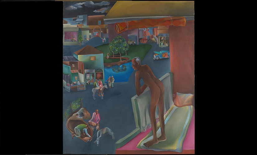 You Can't Please All © Bhupen Khakhar, via Tate, UK
